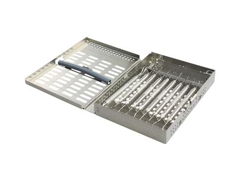 9 Instrument Hygiene dental cassette