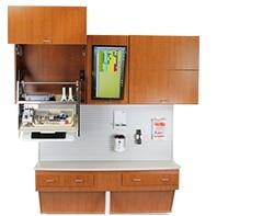dental operatory cabinetry manhattan series