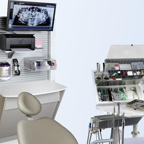 Terra Dental Room Package